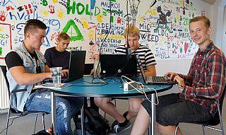 Langsomt internet kobler elever af