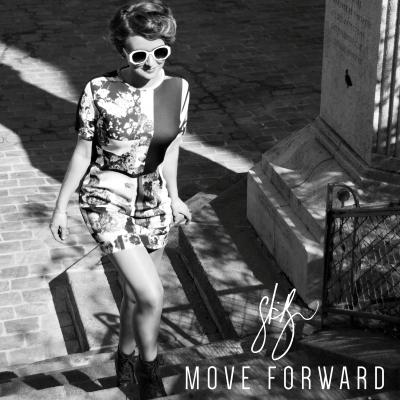 stine bramsen - MoveForward_Cover_50x50