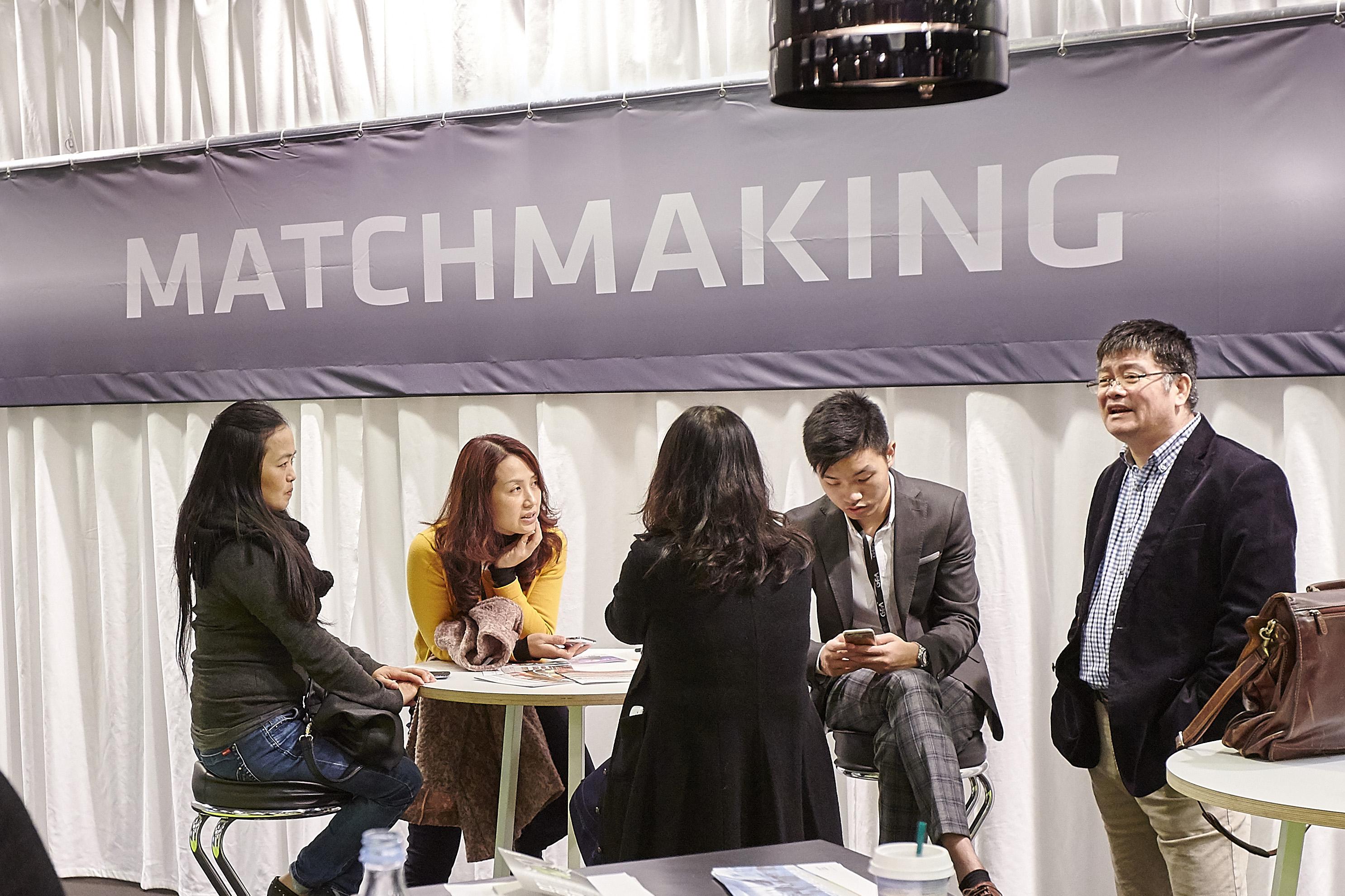 Matchmaking FoodTech2014